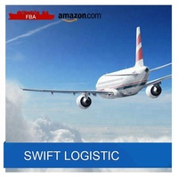 Amazon international Air Freight fast delivery China to Brazil shipping service