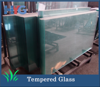 Tempered glass for window panes price cheap
