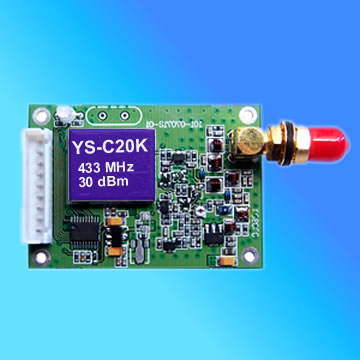 YS-C20K CC1020 USB wireless rf transmitter and receiver