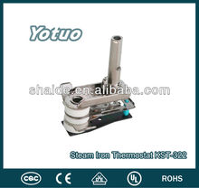 Heating thermostat for iron,stove,oven