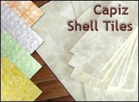 Capiz Shell Tiles Manufacturer and Wholesale