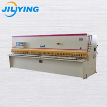 4000mm metal cutting width Hydraulic guillotine shearing machine for carpet
