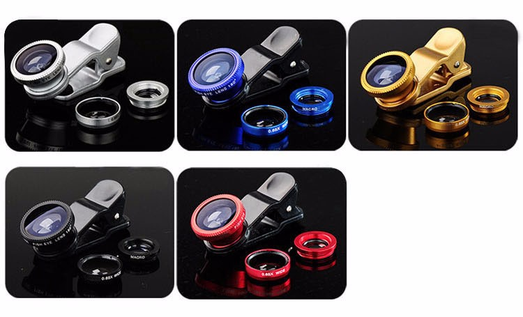 2017 mobile accessories phone fisheye lens for iphone7