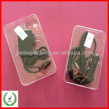 Shenzhen blister packing for cellphone charger