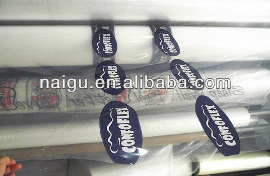 Mattress packing sheet with LOGO printing