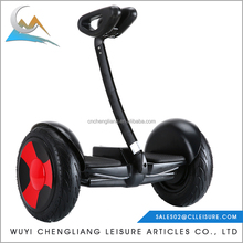 professional best power big tyre 10 Inch 300W 2 wheel electric balance scooter for adults