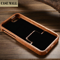 High Quality pear wood phone case for iphone 5