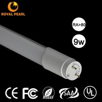 milk cover led xxx animal tube China supplier 9w 900lm Ra80