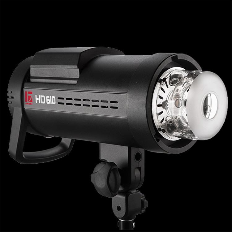 Jinbei Professional Studio Flash HD-610 Photography Light Wedding Flash Speedlight