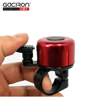 Gaciron Mountain MTB Road Bikes Horns Ultra-loud Cycling Handlebar bells vintage design Safety Metal Ring Bicycle accessories