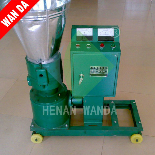 Saving electricity floating fish feed pellet machine