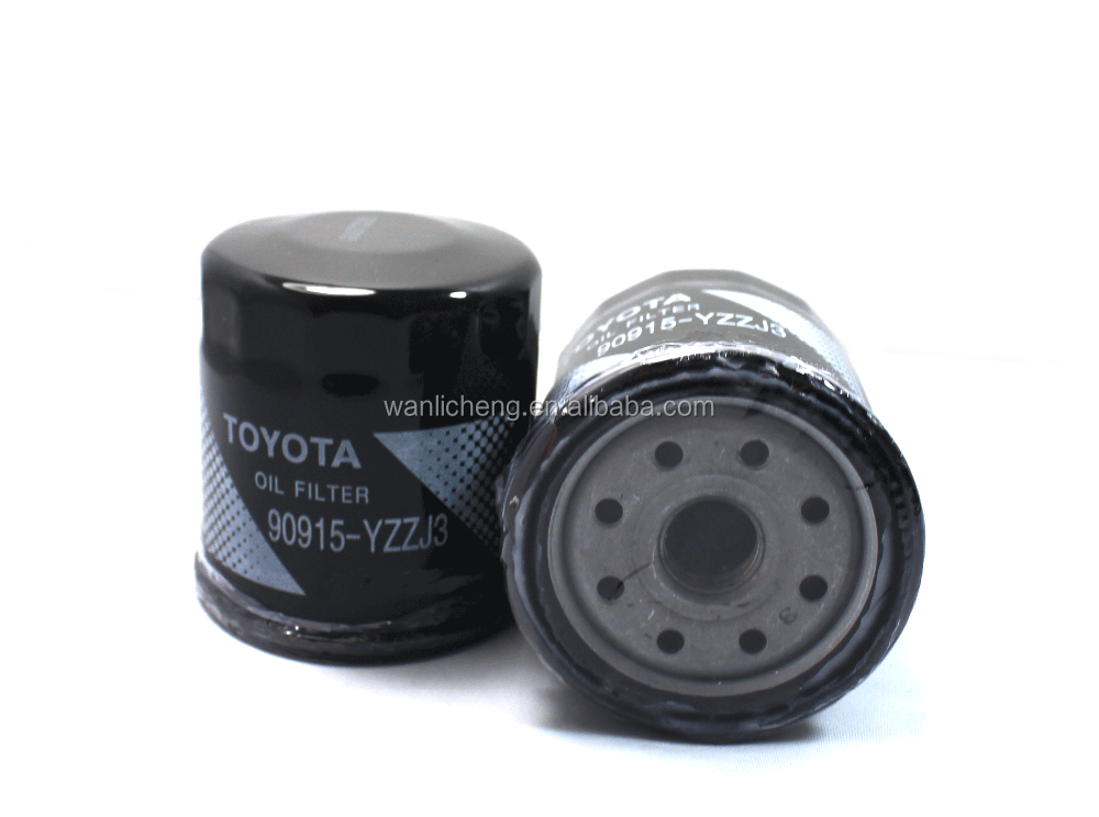 Hot selling anf high quality oil filter 90915-YZZJ3 for Toyota