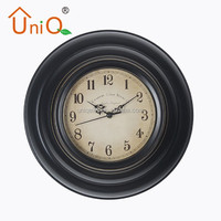 M1101 wall clock with multi photo frame