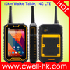 4G LTE Mobile Phone With Walkie Talkie Android IP67 Waterproof 5 Inch 2GB 16GB 13mp GPS/GLONASS NFC 4200mAh Runbo X6