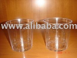 plastic glass cup 200 cc