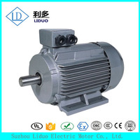 Y2 series 100kw electric car motor,ac motor for electric vehicle