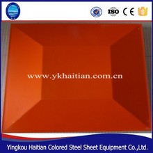manufacture in china decorative 3D steel gusset plates designed