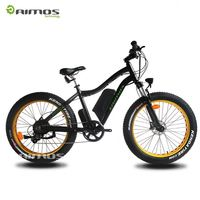 250w 26' fat tire electric lithium battery snow ebike with aluminum alloy dongguan MTB for sales XDC