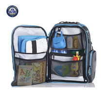 Latest Designer Large Storage Travel Depot Nappy Backpack Baby Diaper Bag for Mummy and Daddy