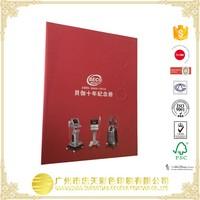 company broucher printing service/voucher printing