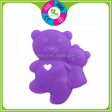 Food Grade Silicone Baby Teeth Toy