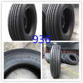 South America marketplace 11R22.5 new truck tires from Chinese supplier