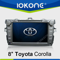 Car Audio Video Entertainment Navigation System for Toyota Corolla