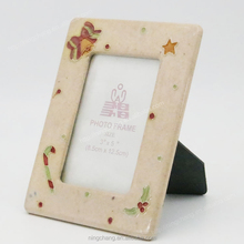 Wholesale Colorful Funny Ceramic Picture Photo Frame for 5'' Pictures