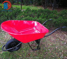Truper 6 cu.ft. Heavy Duty WheelBarrow