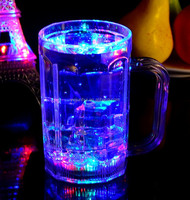beer cup led glow plastic cup for party wedding bar