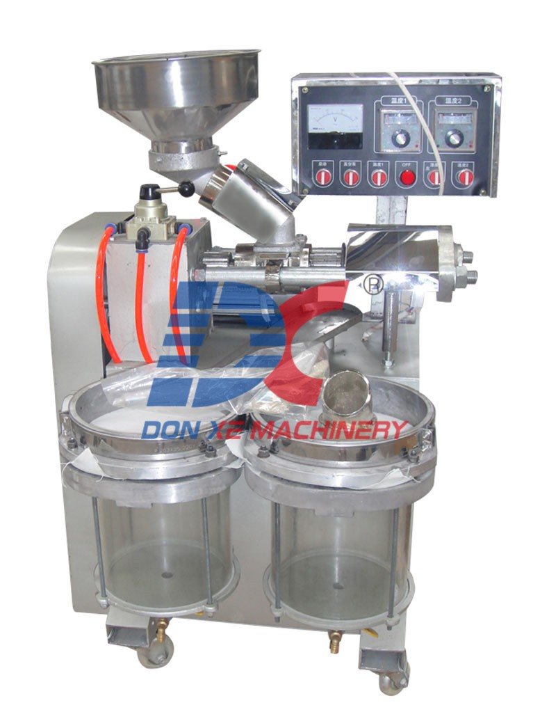 Widely Used Small Oil Mill Machine Sesame Oil Press