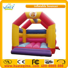 Whosale special kids outdoor inflatable commercial jumping castle
