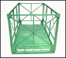 collapsible metal cage,industrial mesh cage