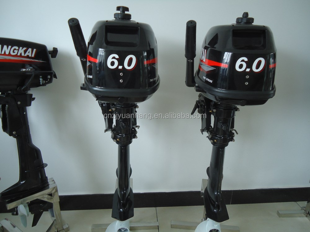 China 6hp 2 stroke boat motor outboard for sale view for Hangkai 3 5 hp outboard motor manual