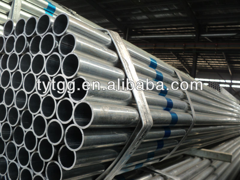tianyingtai low rate to Thailand types of schedule 40 mild steel pipe