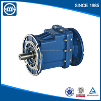 Professional RC helical series small gear reducer motor