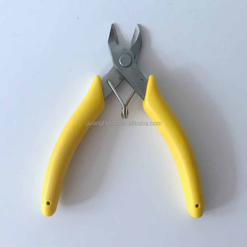 Electrical Wire Cable Cutters Cutting Side Snips Flush Pliers for Hand Tools