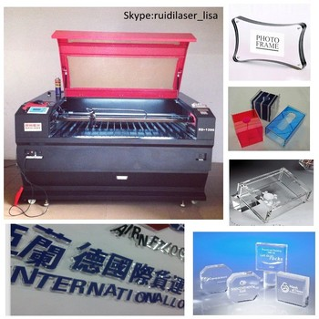 RD1390 Table Size 1300x900 mm 120w Lazer Engraving Machine