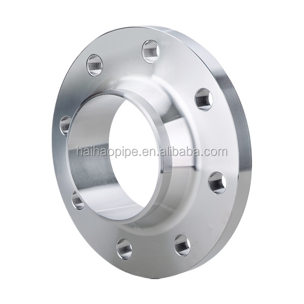 china ansi b16.5 150 rf wn flange