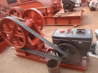 Widely Used Small Jaw Crusher from Henan, Jaw Crusher Price List, Small Diesel Engine Jaw Crusher