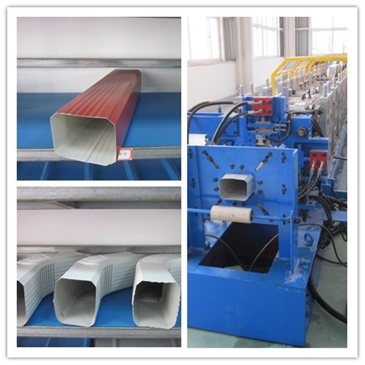 water down pipe elbow making machine changzhou machinery used roll forming machine