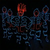 Luminous Costume EL Wire Black Light