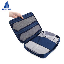 Multi-functional Travel Shirt Tie Pouch Organizer,luggage Clothes Packing Bag Shirt Travel Case