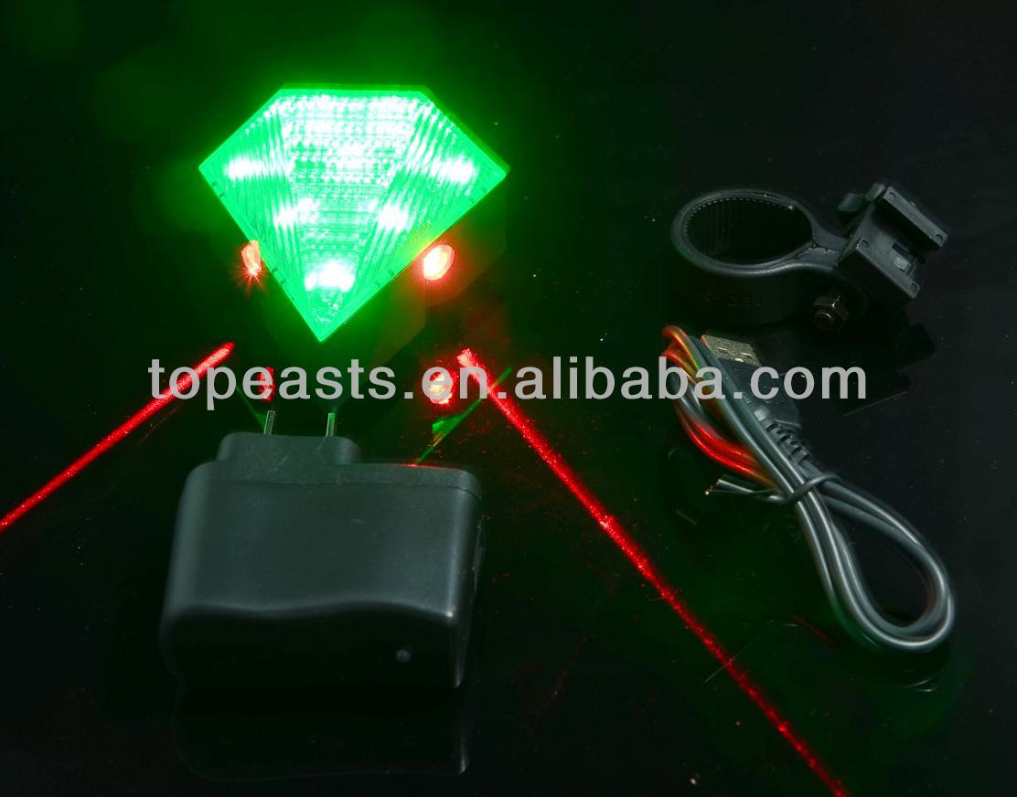 Rechargeable led bike tail light,new design bike tail light,LED dirt bike tail light