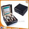 Leather watch box, watch case, packaging boxes custom logo