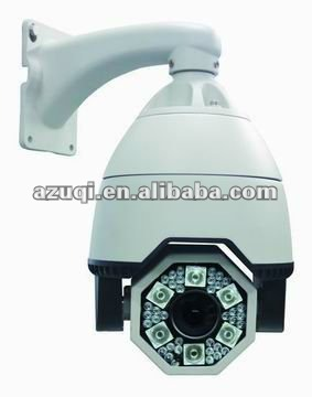 360 degree rotation cctv ir camera with 540TVL