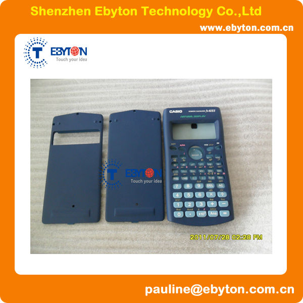 Precision rapid prototype CNC Machining with painting for mobile phone prototype
