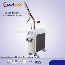 Perfect Quality tattoo laser removal machine With Professional Technical