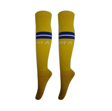 2015 new design hot sale custom logo high quality cotton women sport socks