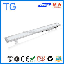16800lm 160W UL DLC led canopy garage parking lot lighting, IP65 led high bay fixture